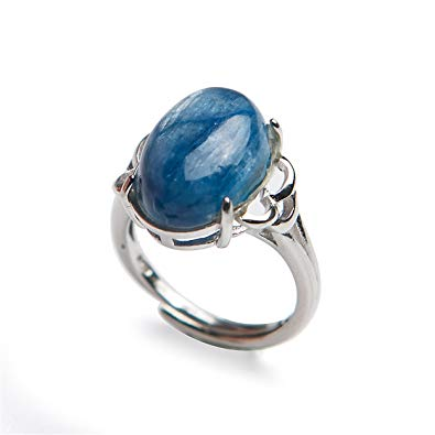 Cianita anillo