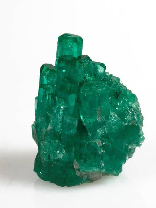 Foto cristales de berilo