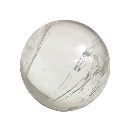 Bola de cristal de roca