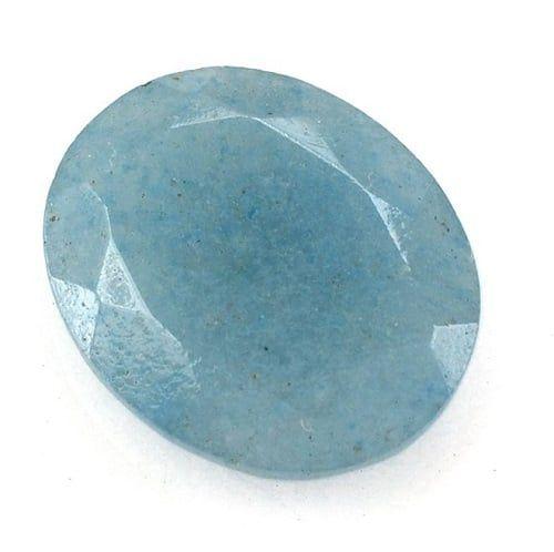 Cuarzo azul tallado