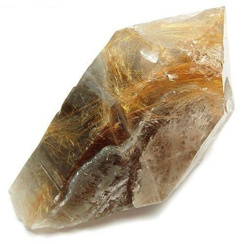 Cuarzo rutilado cristal
